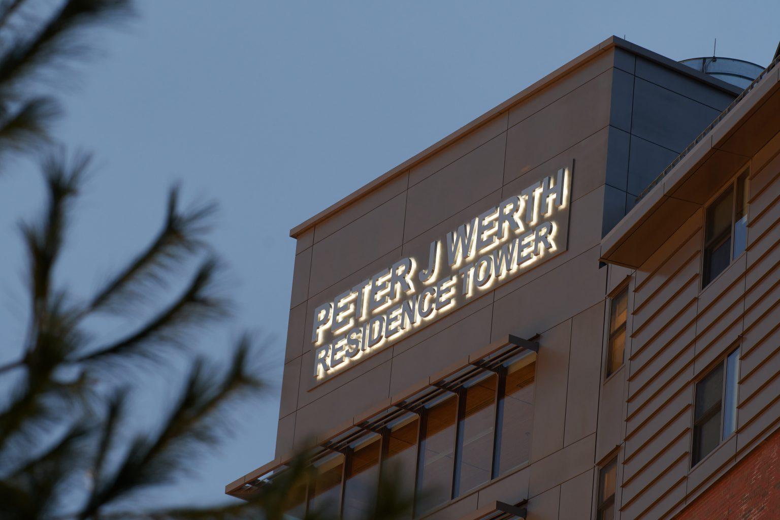 Werth Tower Building